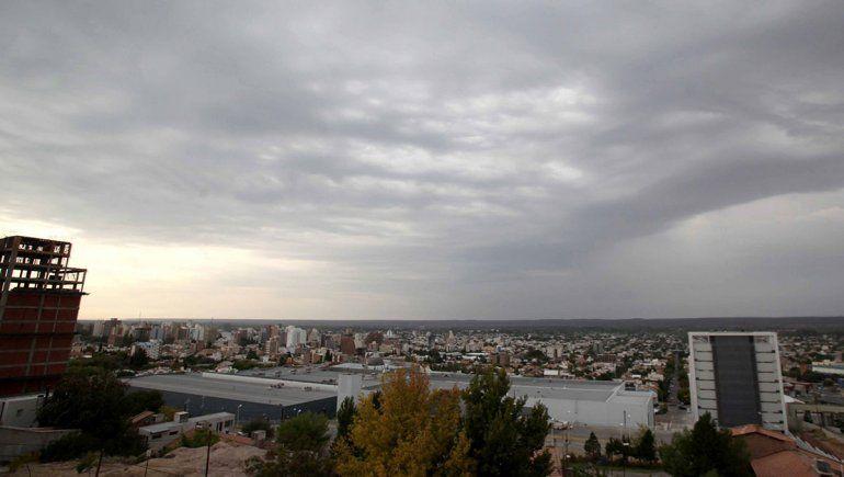 Declaran un alerta amarillo para Neuquén por precipitaciones