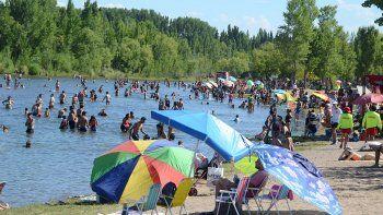 verano: habra que madrugar para conseguir lugar en los balnearios