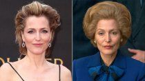 Bien sea en Sex Education o en The Crown Gillian Anderson ha sabido mantenerse relevante