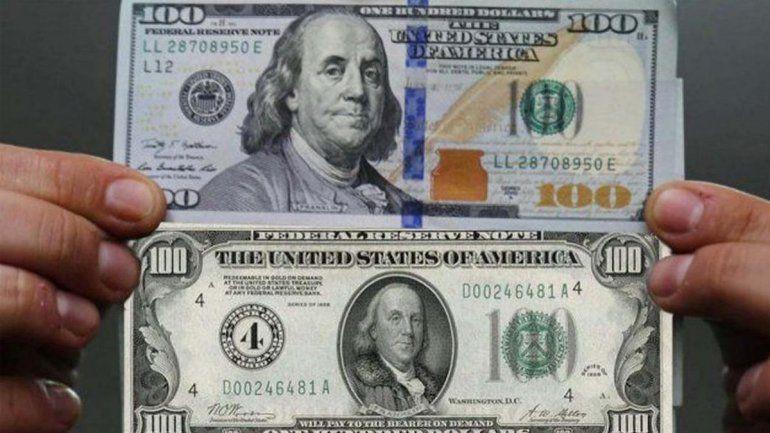 Dólar cara chica y cara grande: ¿Valen lo mismo?
