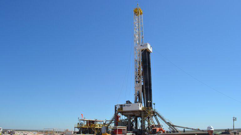 Las empresas tratan de apuntar al gas.El petróleo planchado lo hizo más rentable.