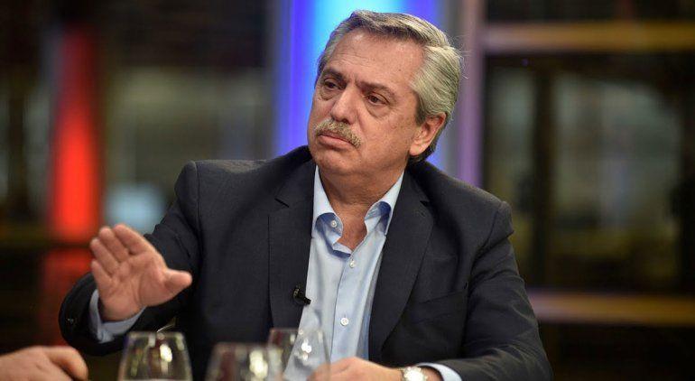 Fernández: Ahora se necesita que todos nos comprometamos