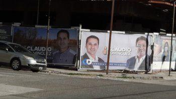 El FDT denunció fraude electoral por los afiches del MPN