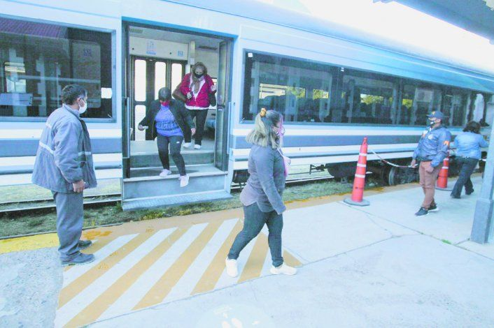 El Tren del Valle tendrá nuevas paradas entre Neuquén y Plottier.