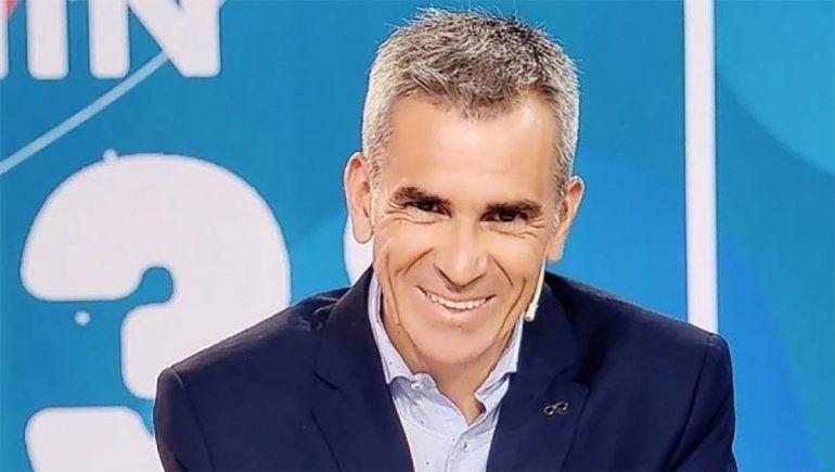 El periodista Adrián Puente reveló que sufrió un accidente isquémico transitorio