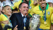 bolsonaro ratifico la copa america en brasil
