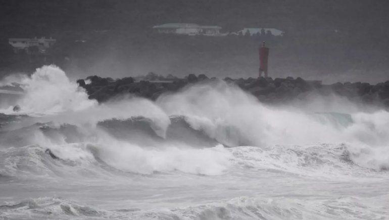El tifón Haishen arrasa el sur de Japón: millones de evacuados