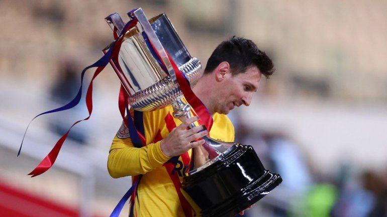 El Rey Messi: dos golazos espectaculares, campeón legendario y un gran gesto