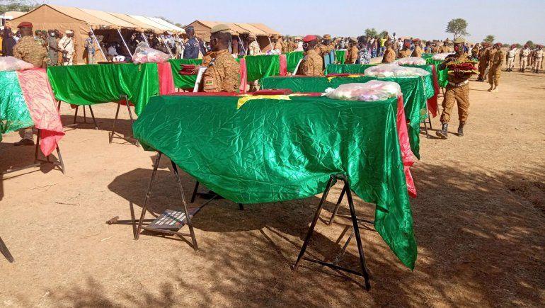 Masacre en Burkina Faso: al menos 100 muertos en un ataque