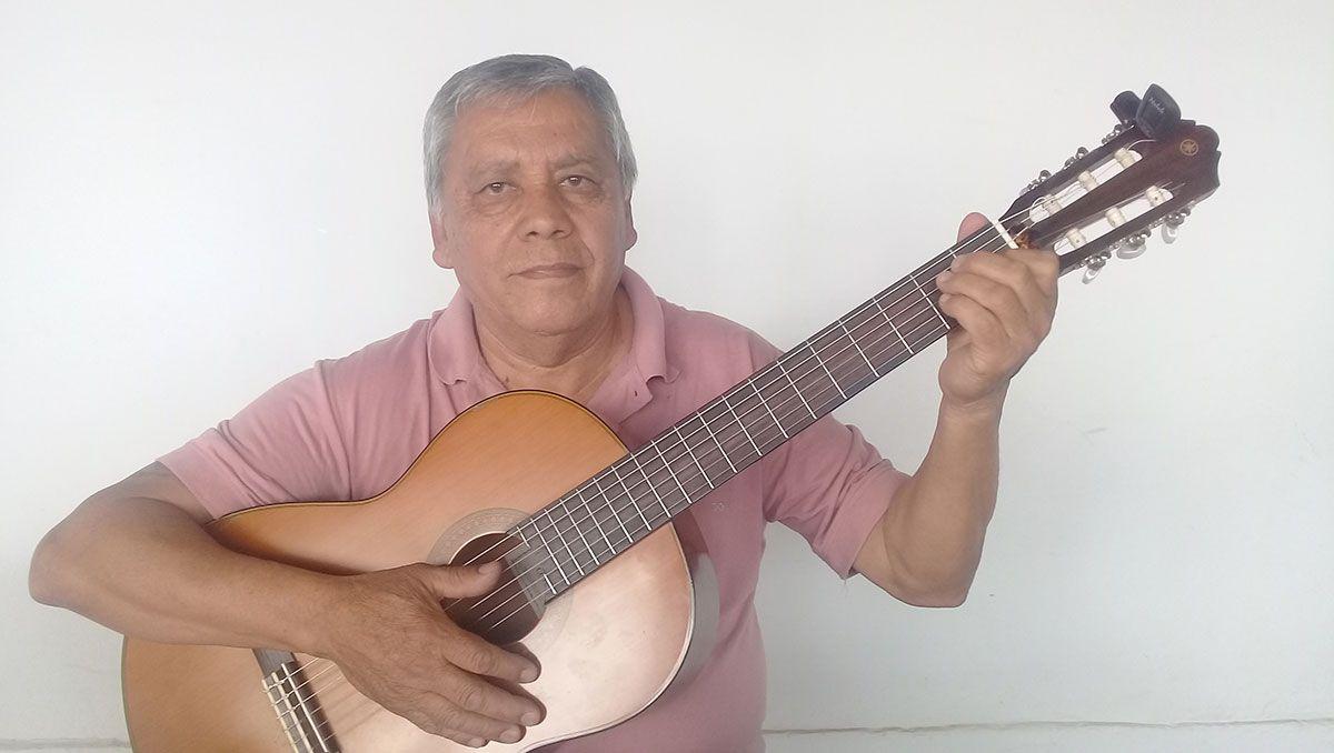 cacho, el recitador criollo que fue mozo en el ciervo y obrero de el chocon