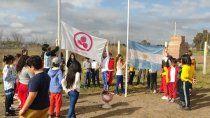 una escuela neuquina fue declarada embajadora de la paz