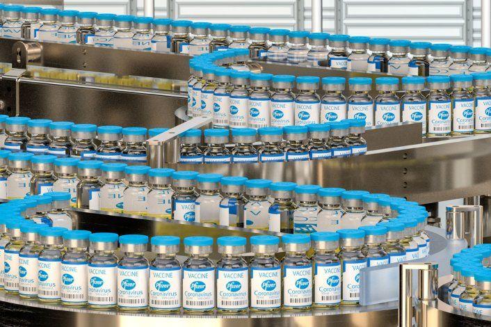 Brasil aprobó el uso en su país de la vacuna contra el Covid-19 desarrollada por Pfizer