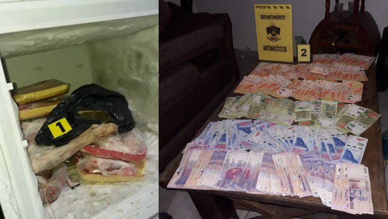 Megaoperativo contra los narcos en toda la región: hay ocho demorados