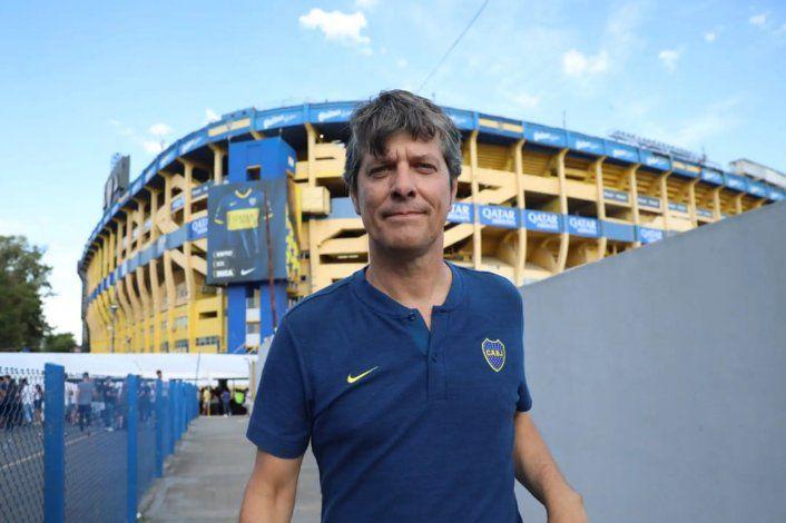 Qué dijo Pergolini sobre los rumores de su supuesta renuncia a Boca