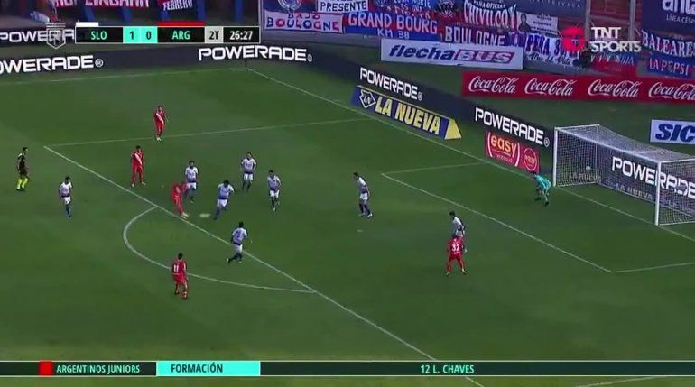 Insólito: el minuto fatal de San Lorenzo que hoy lo deja afuera del torneo