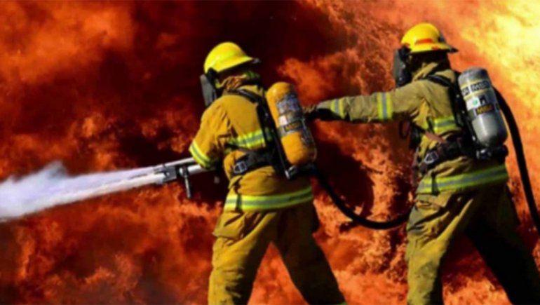 El Senado sanciona una ley de ayuda a las asociaciones de bomberos voluntarios