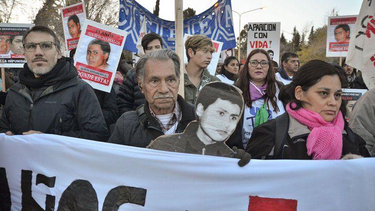 El gobierno de Neuquén ofrece una recompensa por información sobre Sergio Ávalos