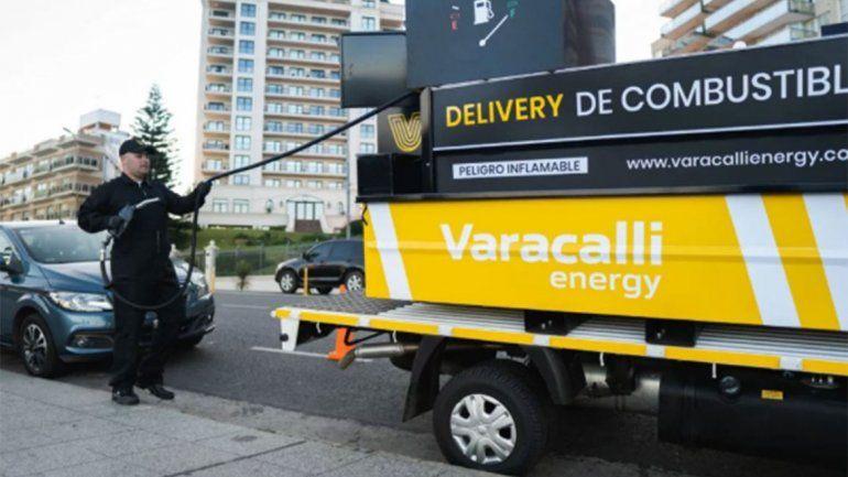 Delivery. Una app para despachar combustible
