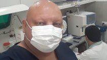 el medico baleado en barda del medio volvio a trabajar: el temor no se va