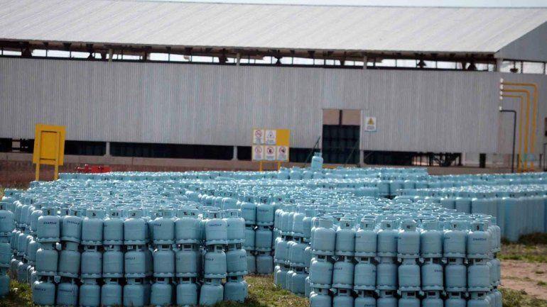 En 2011 se anunció la creación de una planta de gas que hoy no existe.