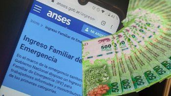 Funcionario de Gobierno indicó que hubiese sido mejor hacer el pago del IFE de la Anses