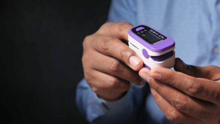Oxímetro: instrumento clave para medir la gravedad del Covid-19