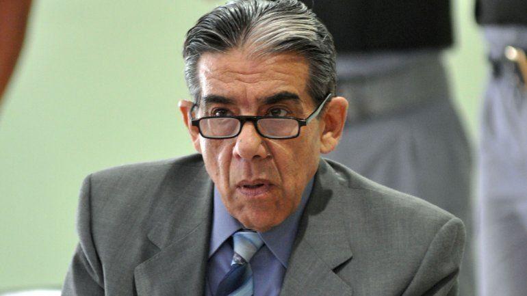 Jorge Di Pasquale, miembro del Destacamento  de Inteligencia 182 de Neuquén.