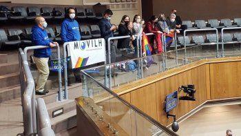 chile: media sancion para el matrimonio igualitario
