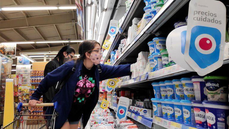 La canasta alimentaria se disparó y superó a la inflación por 10 puntos