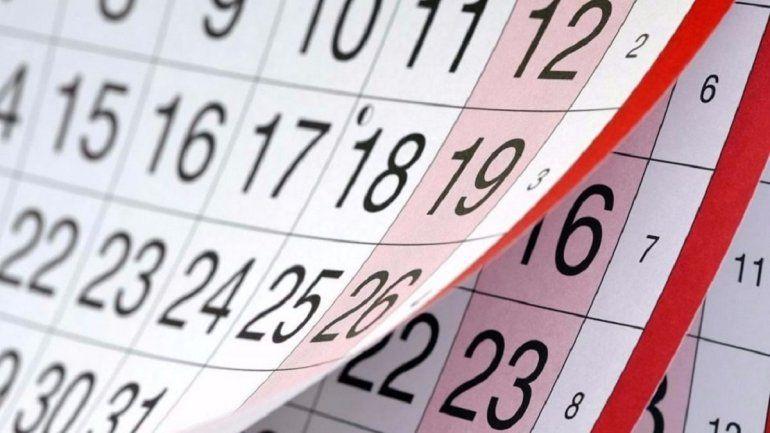 ¿Qué feriado corresponde a este lunes?