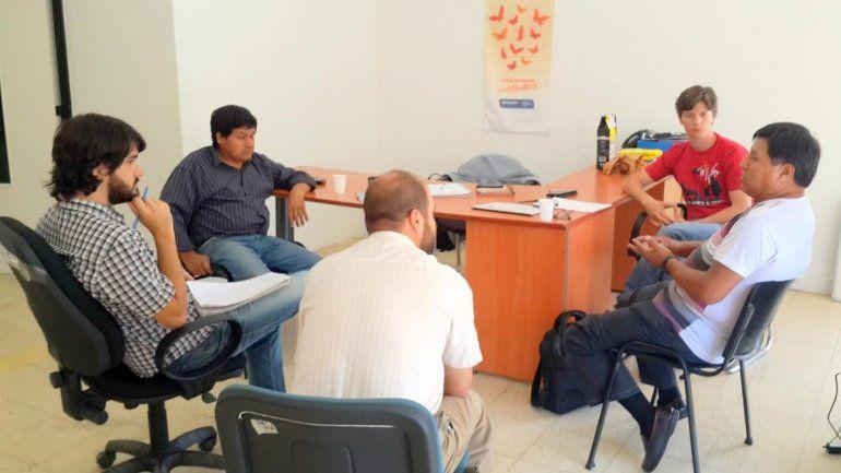 Integrantes de la comunidad boliviana expresaron su preocupación.