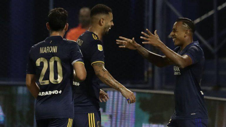 ¡Súper Boca! Justo antes del clásico, le metió 7 a Vélez en Liniers