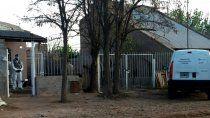 femicidio de agostina: hallaron sangre humana en la casa del femicida