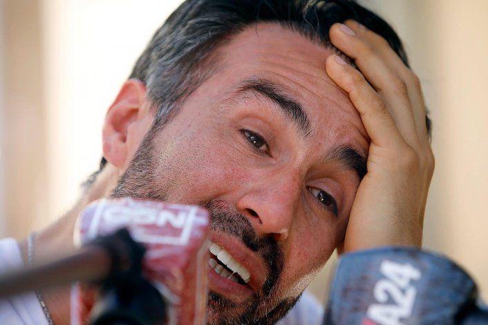 El miedo de Luque por la marihuana que consumía Diego por su entorno