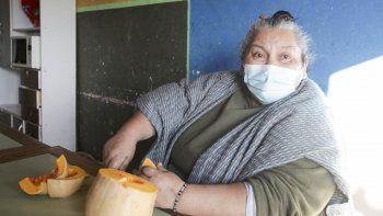 La responsable del comedor Doña Julia pide ayuda para no quedar ciega.