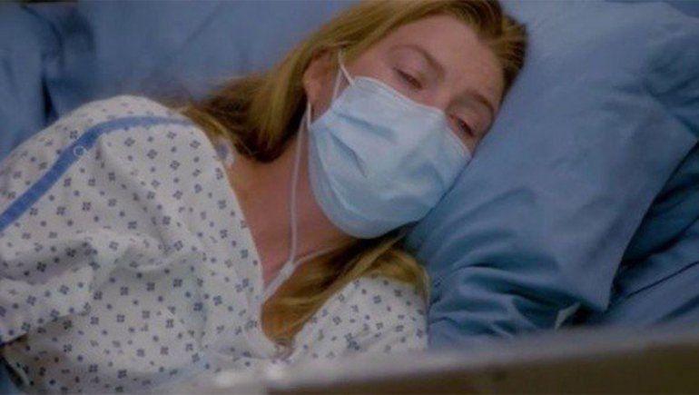 Grey's Anatomy: explican por qué Meredith contrajo Covid