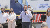 massa: cuando el interior ve que vuelve el tren, ve que vuelve el federalismo