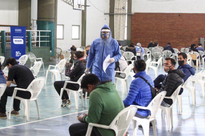 Alarmante: Neuquén es la segunda provincia con más contagios por habitante