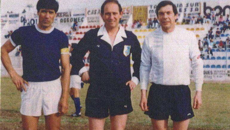 Falleció un ex árbitro y peluquero muy querido en Centenario