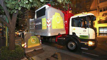 caba: habra caos si baja recoleccion de los residuos