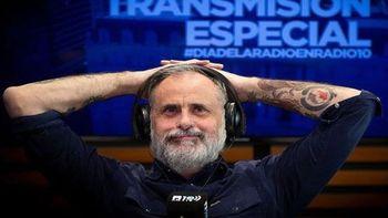 El repudiable y aterrador mensaje de Jorge Rial para sus colegas enemigos