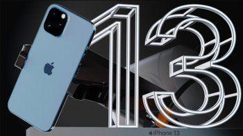 las acciones de apple caen por el temor en la produccion del iphone 13