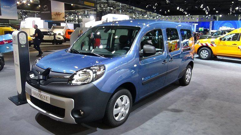 En diciembre se empieza a vender en Argentina el primer vehículo eléctrico