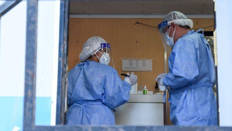 El coronavirus enluta a la provincia con 18 nuevas muertes