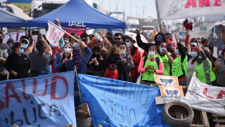 Conflicto en Salud: la protesta que hiere y lastima