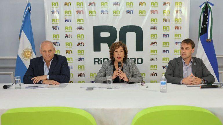 Arabela Carreras: En Río Negro ya hay circulación local del virus