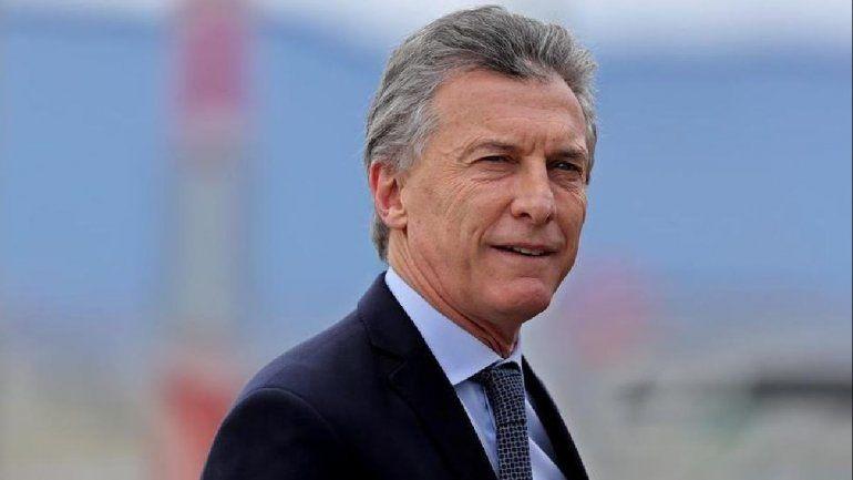 Mauricio Macri, ex presidente de la Nación.