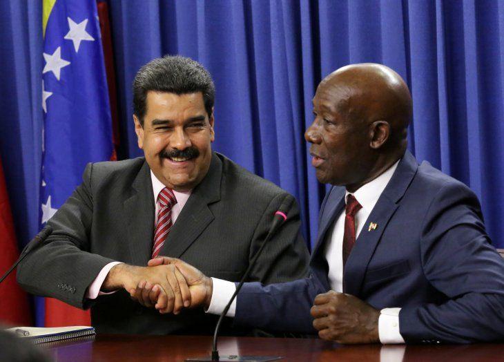 Foto de archivo. El presidente de Venezuela