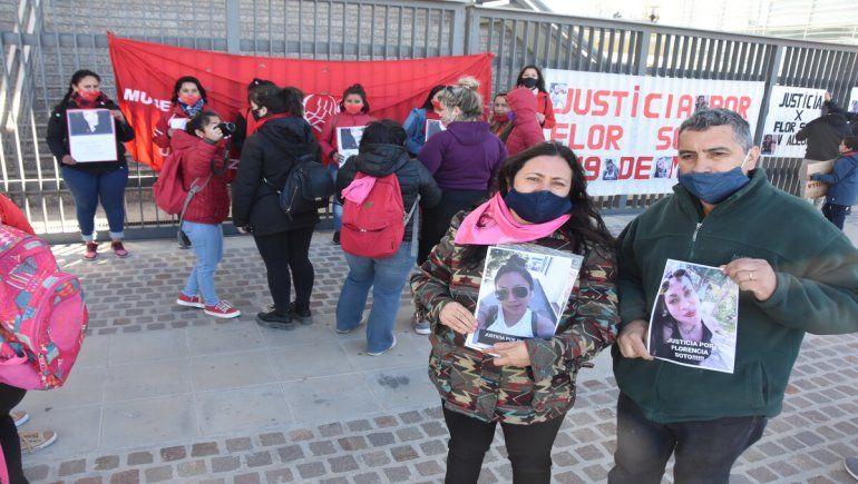 Seis meses sin Florencia: su familia pide Justicia una vez más