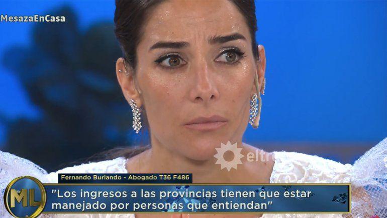 Juanita quitó una publicidad del gobierno de Santiago del Estero y se convirtió en tendencia